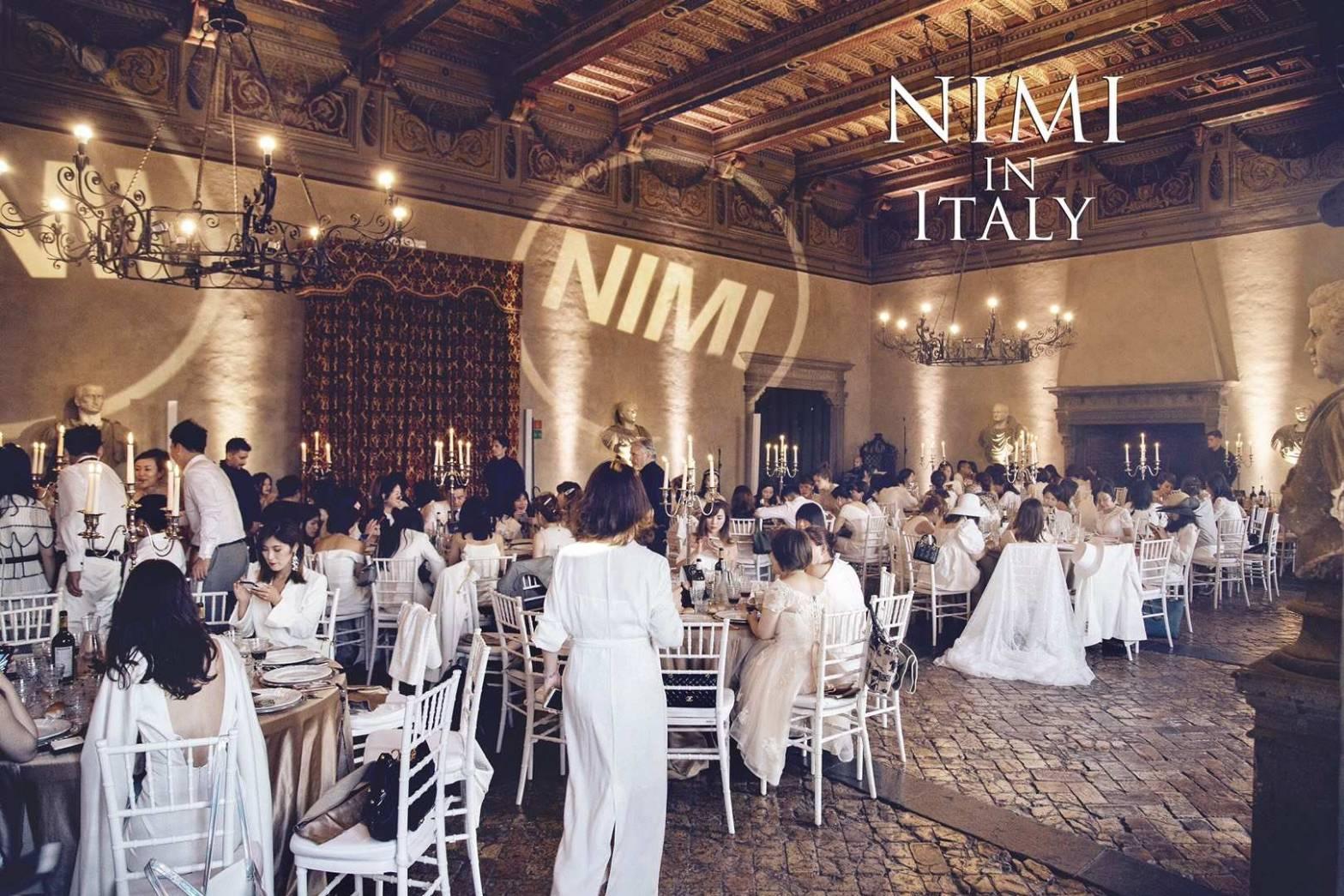 NIMIモンドセレクションイタリア