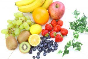 体を作る食べ物の選択によって肌の状態が左右されます。