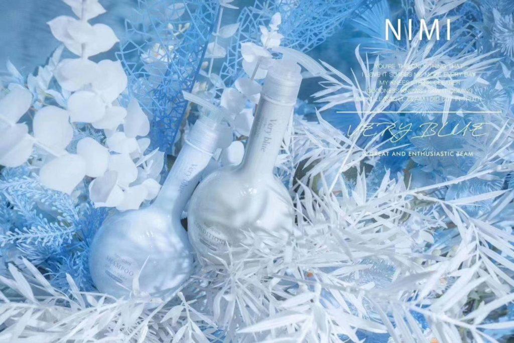 NIMI Very Blue(ベリーブルー)の新製品